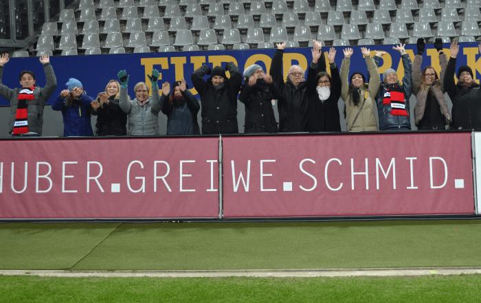 Teamfoto SC Freiburg
